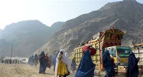 Return of Afghan Refugees to Afghanistan Surges as Country