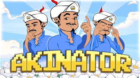 DEFEATING THE AKINATOR ( Funny Videos & Moments ) - YouTube