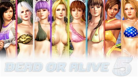 Dead or Alive Community aims to ban players for sexy