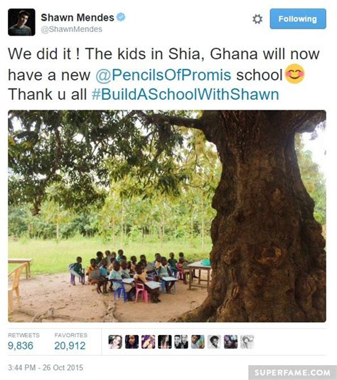 Shawn Mendes Shatters His Fundraising Goal to Build a