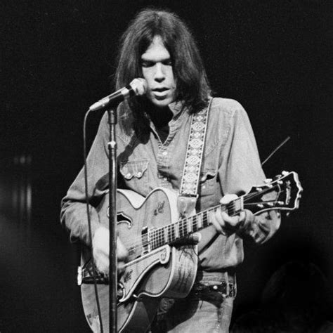 40 Amazing Best Neil Young Black and White Photos (Some
