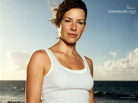 Evangeline Lilly as Kate in Lost Wallpapers | HD