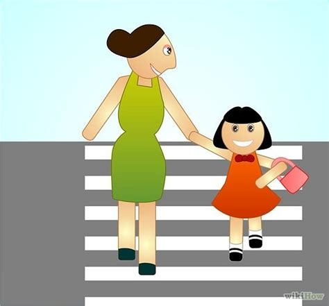Street safety clipart - Clipground