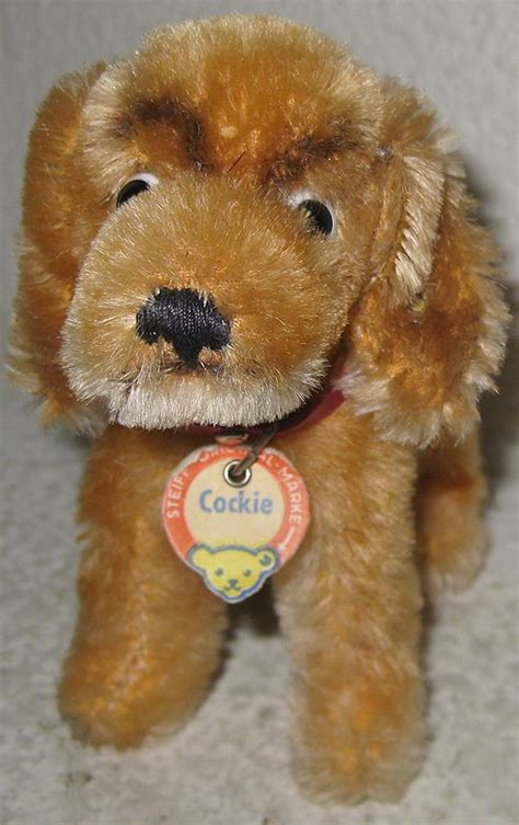 17 Best images about Steiff - Dogs on Pinterest   Antiques