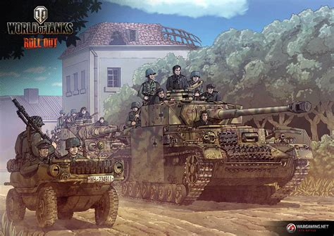 The Final Batch of Awesome WoT Anime Wallpapers – The