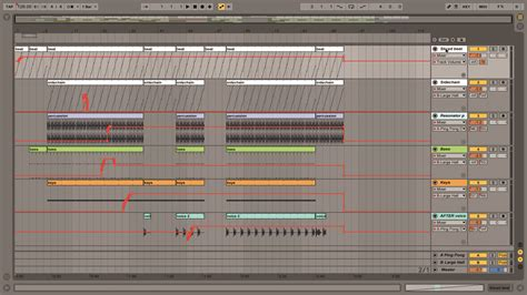 Ableton Live Tutorial - Arrangement View Editing Step-by-Step