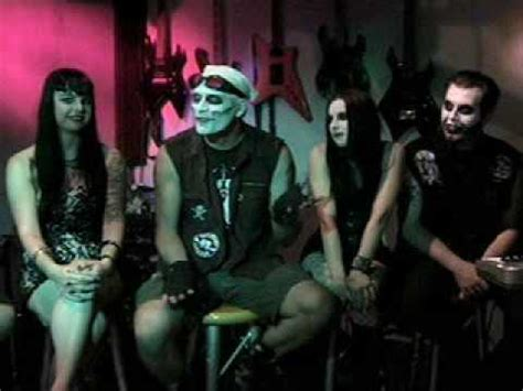 THE ORDER OF THE FLY live FlashRock Gothic Punk Metal