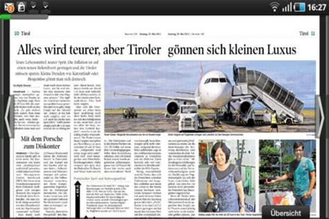 Tiroler Tageszeitung – Android-Apps auf Google Play
