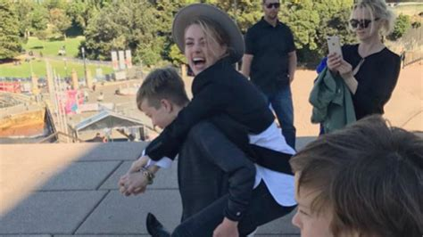 Amber Heard Spends Quality Time 'Kidding Around' With Elon