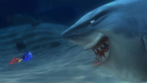 """Bruce, character from """"Finding Nemo"""""""