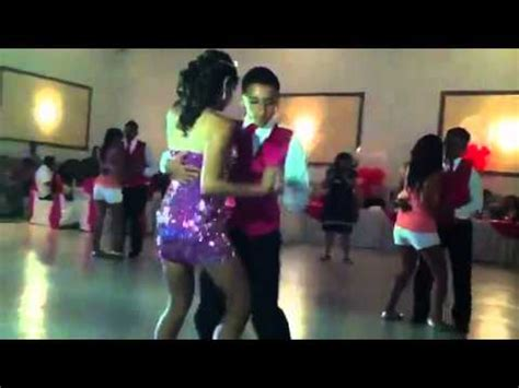 Leslie's Surprise Dance (Bachata and Merengue) - YouTube