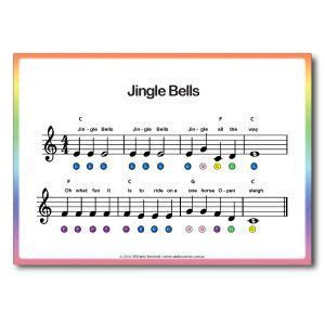 Beginner Piano for Kids Booklet (includes Piano Stickers