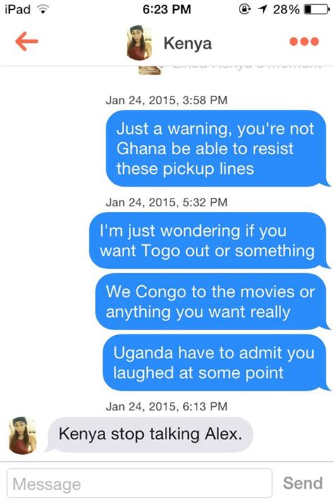 10+ Brilliant Tinder Puns That Totally Deserve A Date, But