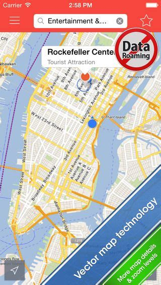 City Maps 2Go Pro - Offline Map and Travel Guide By Ulmon