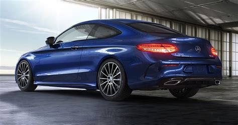 2017 Mercedes-Benz C 300 Coupe Goes On Sale In The US