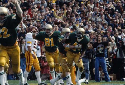 The Green Jersey Game (1977 vs