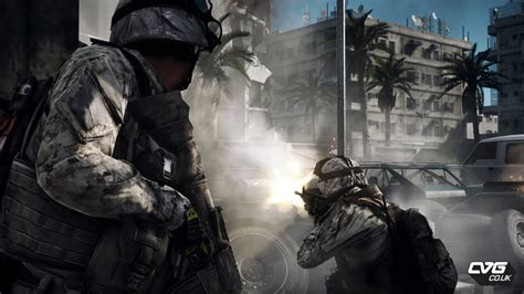 EA releases new Battlefield 3 Concept Art, Storyboards and