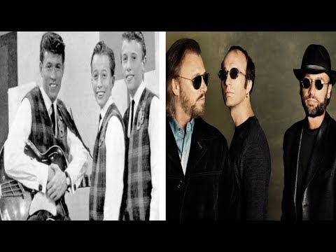 Bee Gees - Nights On Broadway - Midnight Special 1975