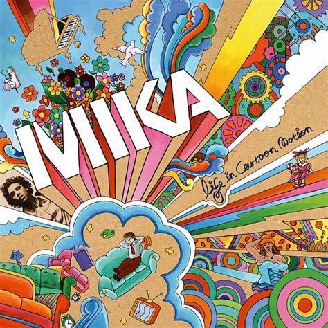 Mika — Any Other World — Listen, watch, download and