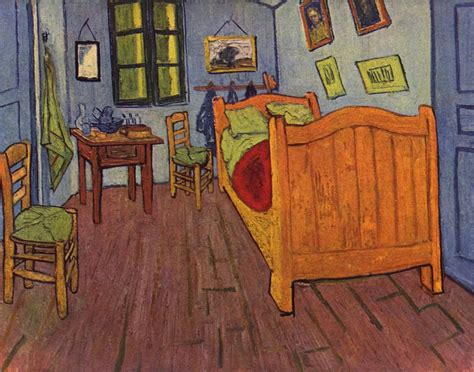 Vincents Schlafzimmer in Arles – Wikipedia