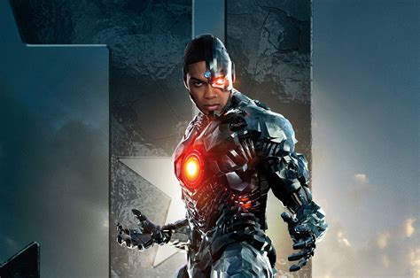 Wallpaper Cyborg, Justice League, HD, 2017, Movies, #6890